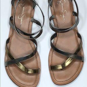 Jessica Simpson Gladiator Style Sandal